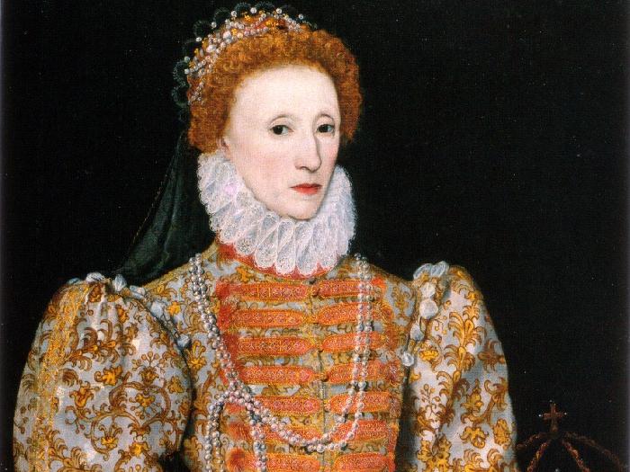英国の黄金時代を気づいたエリザベス女王