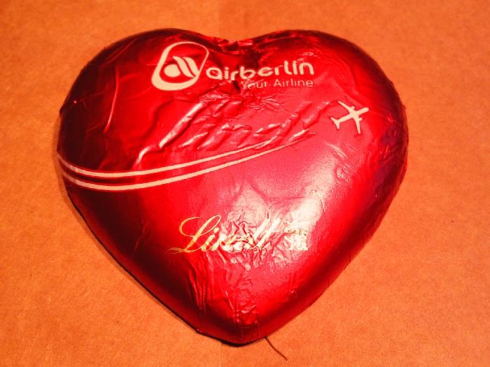 ドイツのバレンタイン