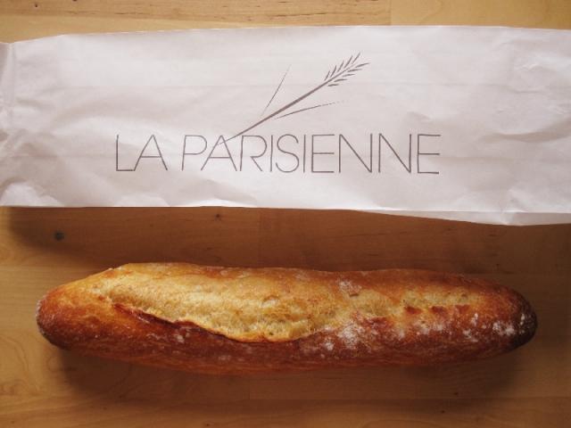 2016年受賞パリ6区のLa Parisienneのバゲット