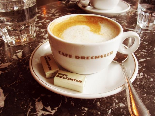 ドイツ人はコーヒーが好き