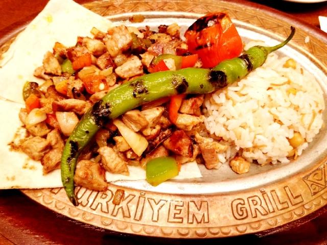 トルコのグリル料理