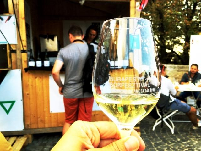 ブダペスト・ワインフェスティバル