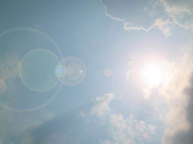 日焼けが気になる時期